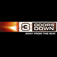 3 Doors Down - Away from the Sun (CD-DA)
