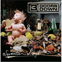 3 Doors Down - Seventeen Days (CD-DA)