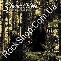 3 Inches Of Blood - Here Waits Thy Doom (CD-DA)