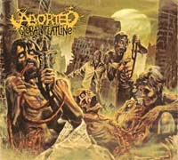 Aborted - Global Flatline (LP+CD)