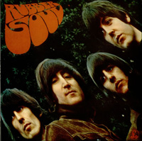 Beatles, The - Rubber Soul (LP)