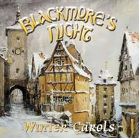 Blackmore's Night - 	Winter Carols (CD-DA)