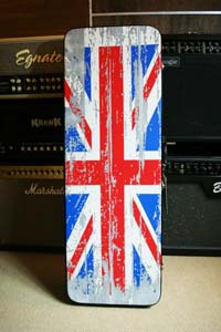 British Style Guitar Case (кейс для гитары)