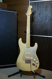 Fender Custom Shop Classic Player Stratocaster