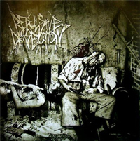 Repulsive Dissection - Murder-Suicide (EP) (CD-DA)