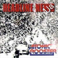 Atomic Rooster - Headline News (CD-DA)