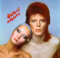 Bowie, David - Pinups (CD, MINI VINYL)