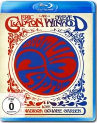 Clapton, Eric and Steve Winwood - Live From Madison Square Garden 2008 (Sealed) (Blu-ray)