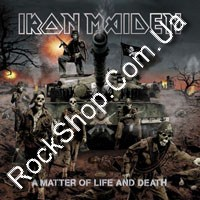 Iron Maiden - A Matter Of Life And Death (CD-DA)