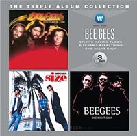 Bee Gees - Triple Album Collection (3CD)