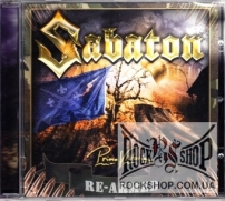 Sabaton - Primo Victoria - Re-Armed (Sealed) (CD)