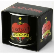 Alice Cooper - Schools Out (Boxed Mug)
