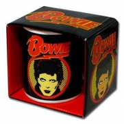 Bowie, David - Flash Logo (Boxed Mug)