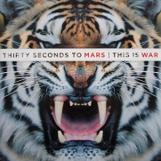 Thirty Seconds To Mars (30 Seconds To Mars) - This Is War (Sealed) (2LP+CD)