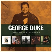 Duke, George - Original Album Series (Sealed) (5CD)