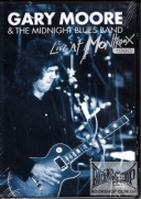 Moore, Gary & The Midnight Blues Band - Live At Montreux 1990 (Sealed) (DVD)