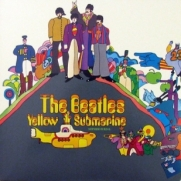 Beatles, The - Yellow Submarine (Remastered) (Sealed) (LP)