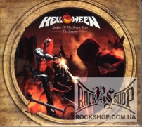Helloween - Keeper Of The Seven Keys - The Legacy (Sealed) (2CD)