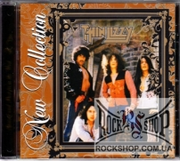 Thin Lizzy - New Collection (CD-DA)