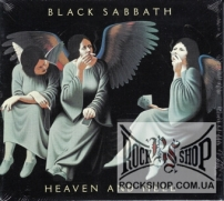 Black Sabbath - Heaven And Hell (Deluxe Expanded Edition) (Sealed) (2CD)