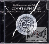 Whitesnake & David Coverdale & Coverdale / Page - The Silver Anniversary Collection (Sealed) (2CD)