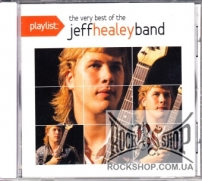 Jeff Healey Band, The - Playlist: The Very Best Of The Jeff Healey Band (Sealed) (CD)