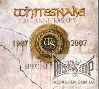 Whitesnake - 1987 (20th Anniversary Special Edition) (Sealed) (CD+DVD)
