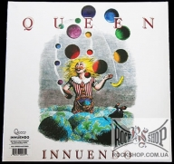 Queen - Innuendo (180 Gram Heavyweight Black Double Vinyl) (Halfspeed Mastered) (Sealed) (2LP)