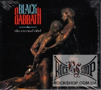Black Sabbath - The Eternal Idol (Deluxe Expanded Edition) (Sealed) (2CD)