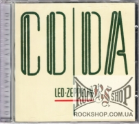 Led Zeppelin - Coda (Digitally Remastered) (Sealed) (CD)