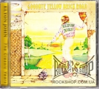 Elton John - Goodbye Yellow Brick Road (Remastered) (Sealed) (CD)