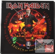 Iron Maiden - Nights Of The Dead, Legacy Of The Beast: Live In Mexico City (Sealed) (3LP)