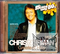 Norman, Chris - Greatest Hits Vol. 1 (Disco Шоу 80х) (CD-DA)
