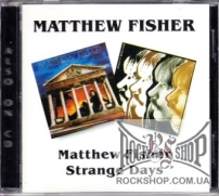 Fisher, Matthew - Matthew Fisher / Strange Days (CD-DA)