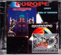 Europe - Europe / Wings Of Tomorrow (CD-DA)