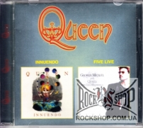 Queen - Innuendo / Five Live (CD-DA)