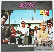 AC/DC - Dirty Deeds Done Dirt Cheap (Sealed) (LP)
