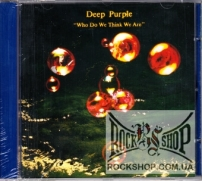 Deep Purple - Who Do We Think We Are (Remastered Edition) (Sealed) (CD)