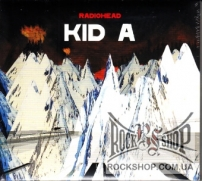 Radiohead - Kid A (Collectors Edition) (Sealed) (2CD)