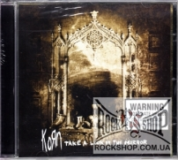 Korn - Take A Look In The Mirror (Sealed) (CD)