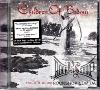 Children Of Bodom - Halo Of Blood (Sealed) (CD)