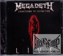 Megadeth - Countdown To Extinction - Live (Sealed) (CD)