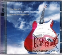 Dire Straits & Mark Knopfler - Private Investigations - The Best Of (Expanded Version) (Sealed) (2CD)