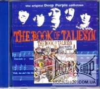 Deep Purple - The Book Of Taliesyn (The Original Deep Purple Collection) (Remastered) (Sealed) (CD)