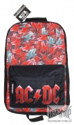 AC/DC - Logo All Over (Official Merchandise) (Рюкзак)