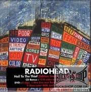 Radiohead - Hail To The Thief (Limited Special Edition) (Sealed) (2CD+DVD)