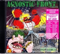 Agnostic Front - Get Loud! (Sealed) (CD)