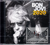 Bon Jovi - 2020 (Sealed) (CD)