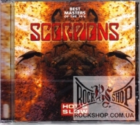 Scorpions - Hot & Slow (Best Masters Of The 70's) (Sealed) (CD)