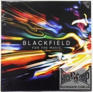 Blackfield - For The Music (Limited Transparent Pink Vinyl Edition) (Sealed) (LP)